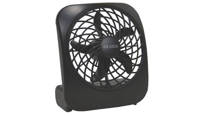 02 Cool 5 Battery Fan : Amazon o cool inch portable battery operated fan in