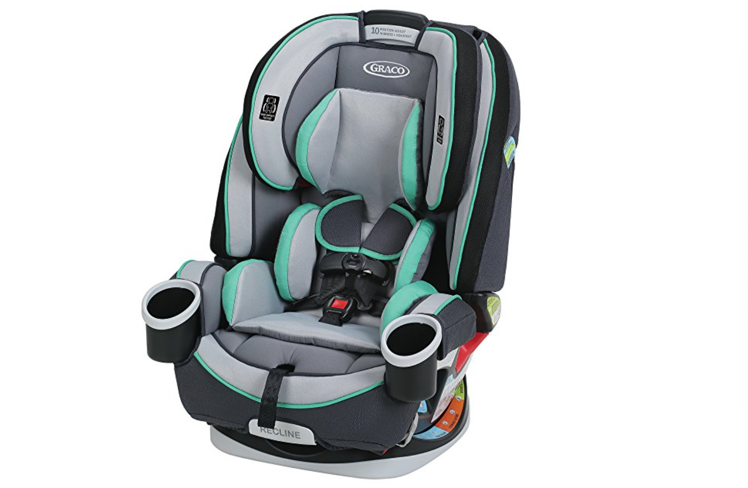 amazon graco 4ever all in one convertible car seat only reg save a la mode. Black Bedroom Furniture Sets. Home Design Ideas