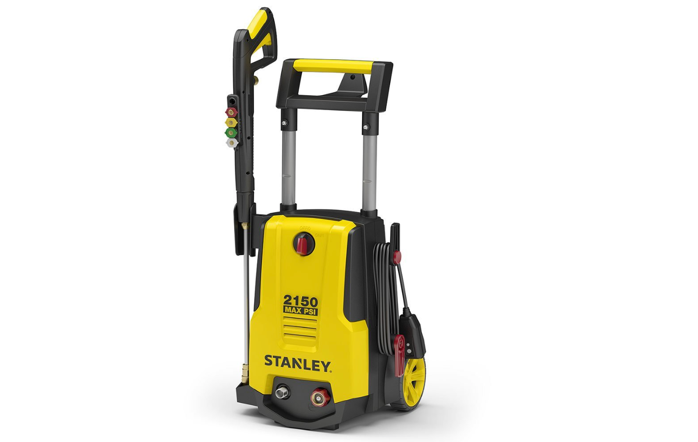 Amazon Stanley Electric Pressure Washer Only 138 87 Reg