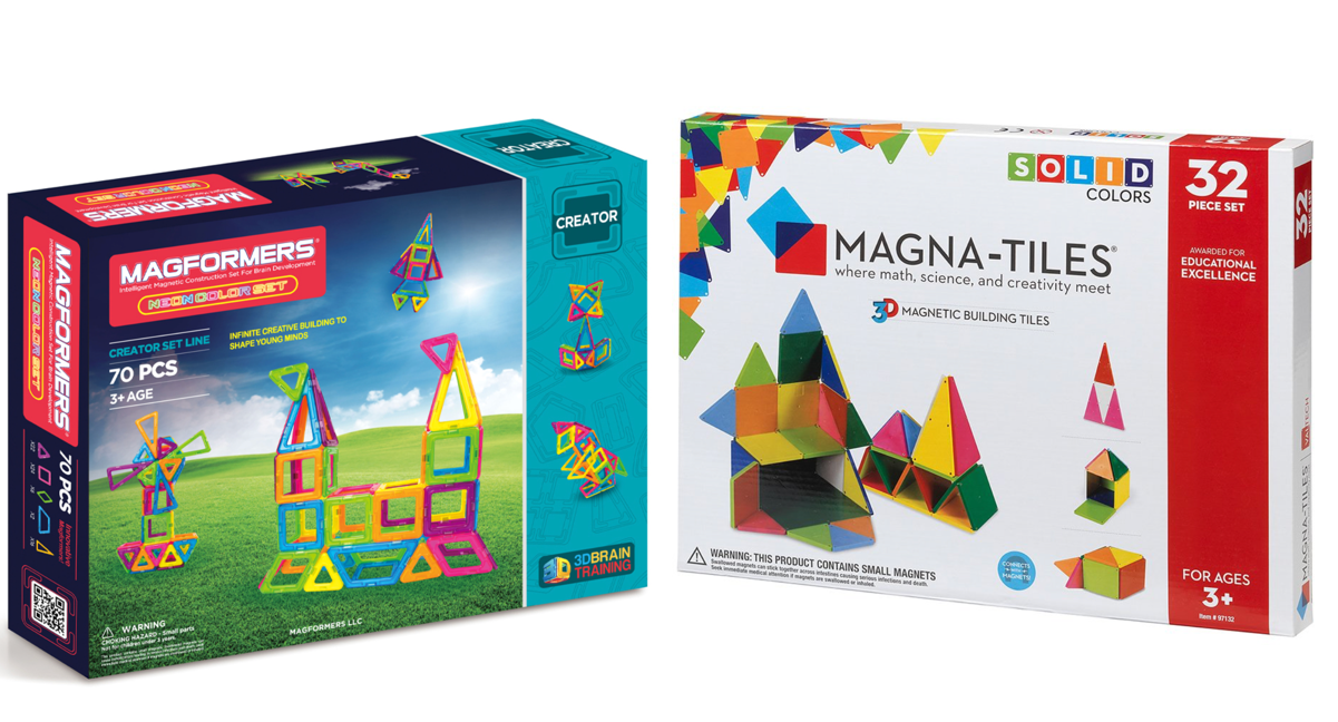 Magformers And Magna Tiles On Zulily Save A La Mode