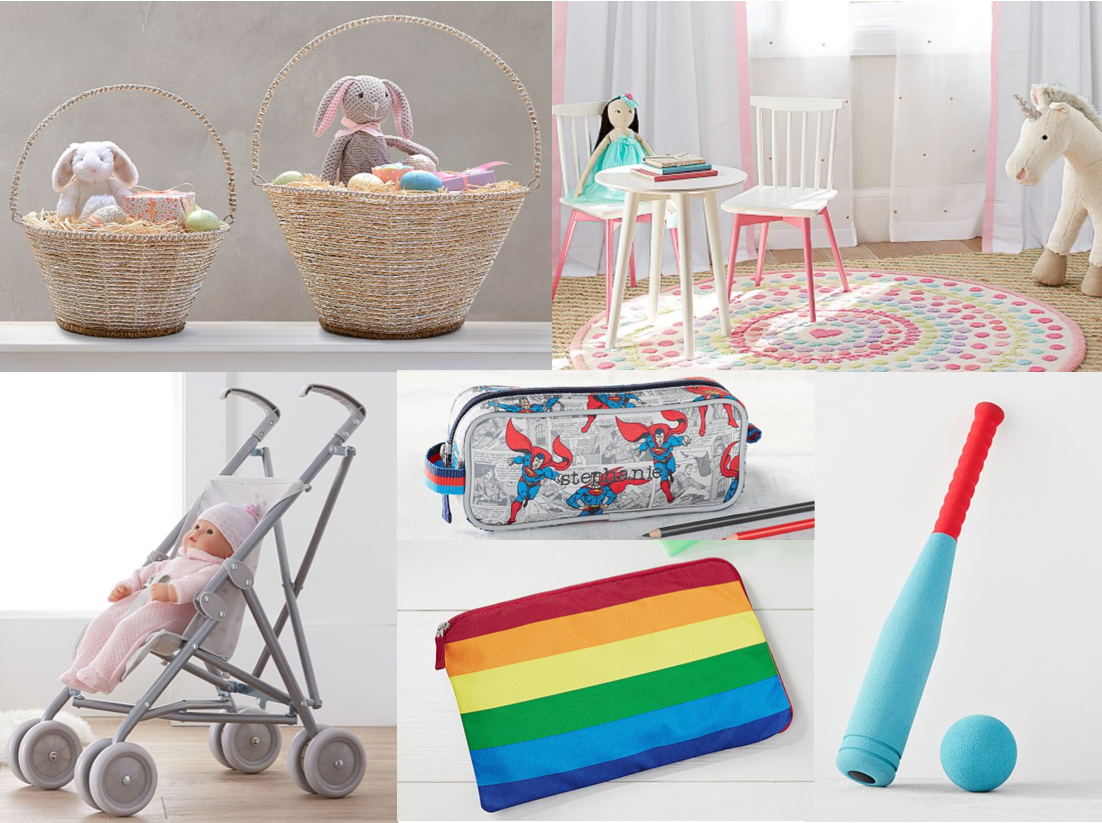 Pottery Barn Kids Premier One Day Event Free Shipping